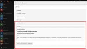 Typo3 v9 Nutzer als Newsletter Abonnenten übernehmen - CleverReach®