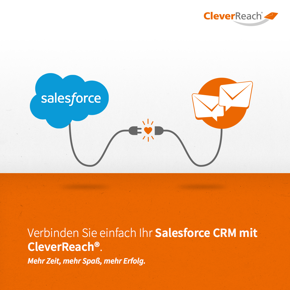 CleverReach® + Salesforce verbinden