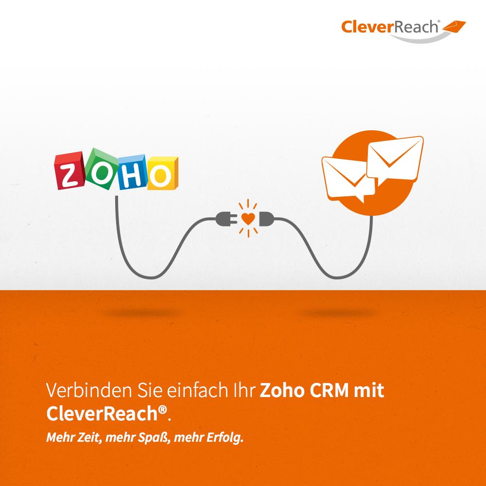 CleverReach®-und-Zoho-verbinden