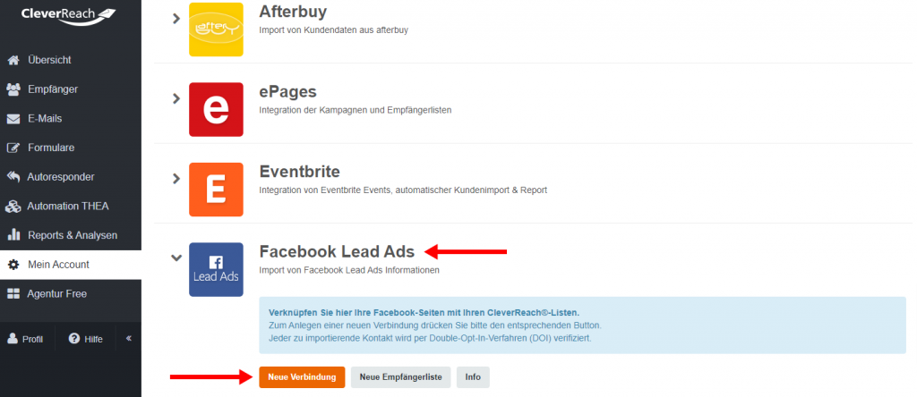 cleverreach_facebook-lead-ads_integration_installationsanleitung_2
