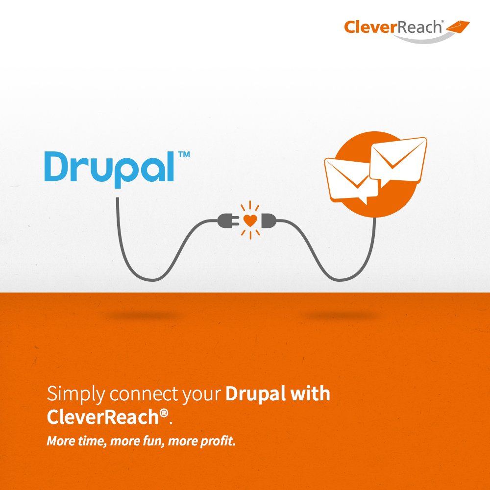 CleverReach + Drupal connect