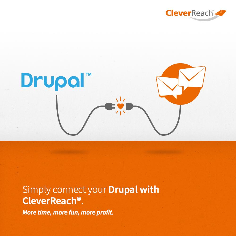 CleverReach + Drupal connect