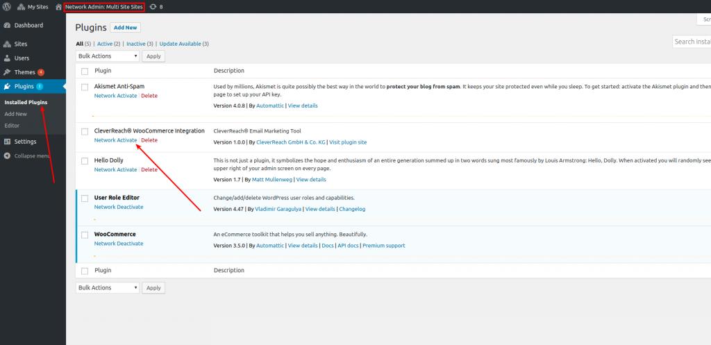 CleverReach®-WooCommerce-Plugin-aktivieren-mit-Multi-Site