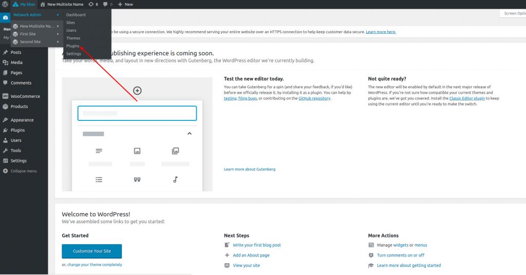 CleverReach®-WooCommerce-Multisite-Plugins-suchen