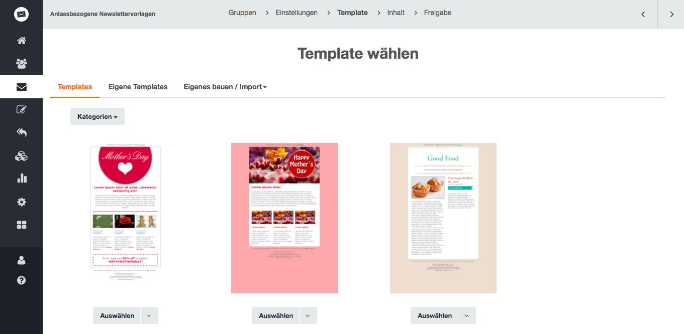 Schön Kostenlose E Mail Newsletter Vorlagen Wort Bilder - Bilder für ...