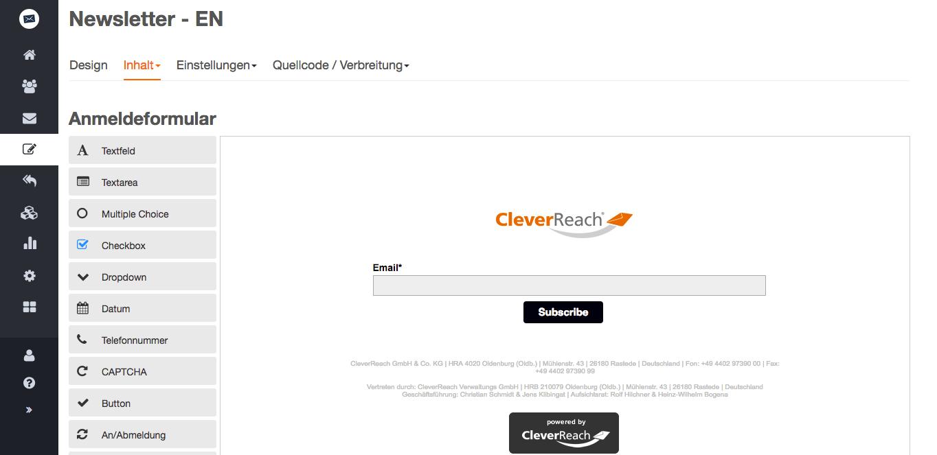 Mit Cleverreach Ssl Verschlüsselung Für Ihre Newsletter