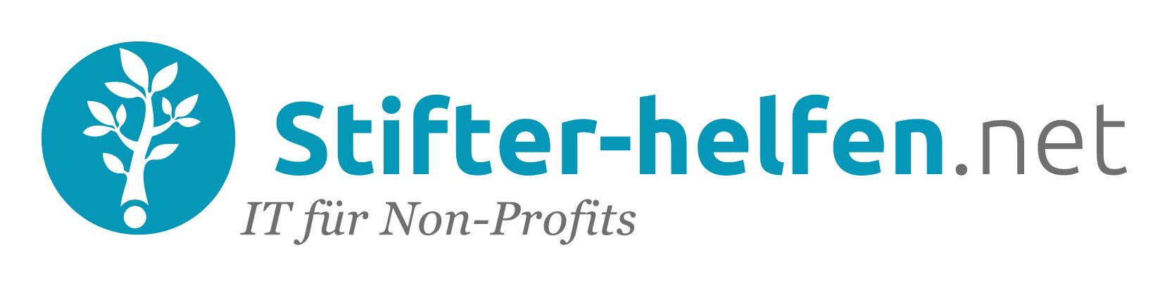 Stifter-helfen Logo