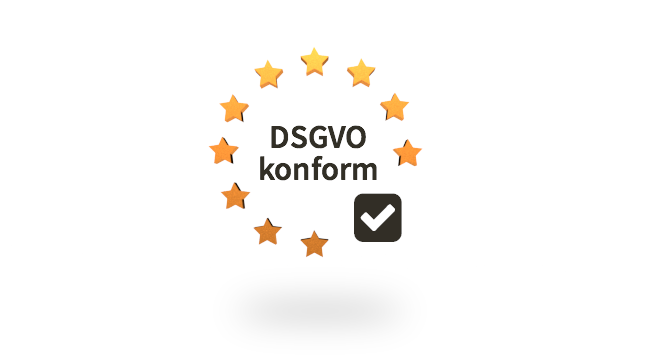 Screenshot: CleverReach DSGVO Logo