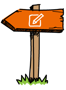 Landingpage DSGVO Illustration Anmeldung