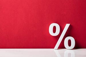 CleverReach® Psychologie meets E-Mail marketing - große Prozentzeichen sind unwiderstehlich