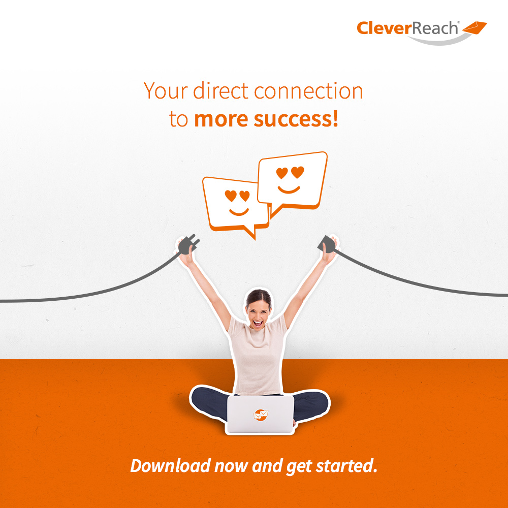 connect typo3 and cleverreach® - your direct connection to more profit