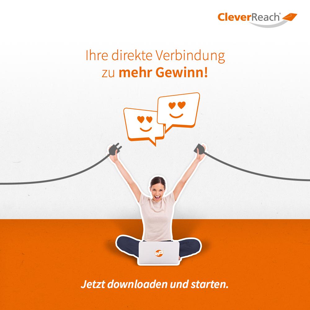 CleverReach Ecwid einfach downloaden und starten
