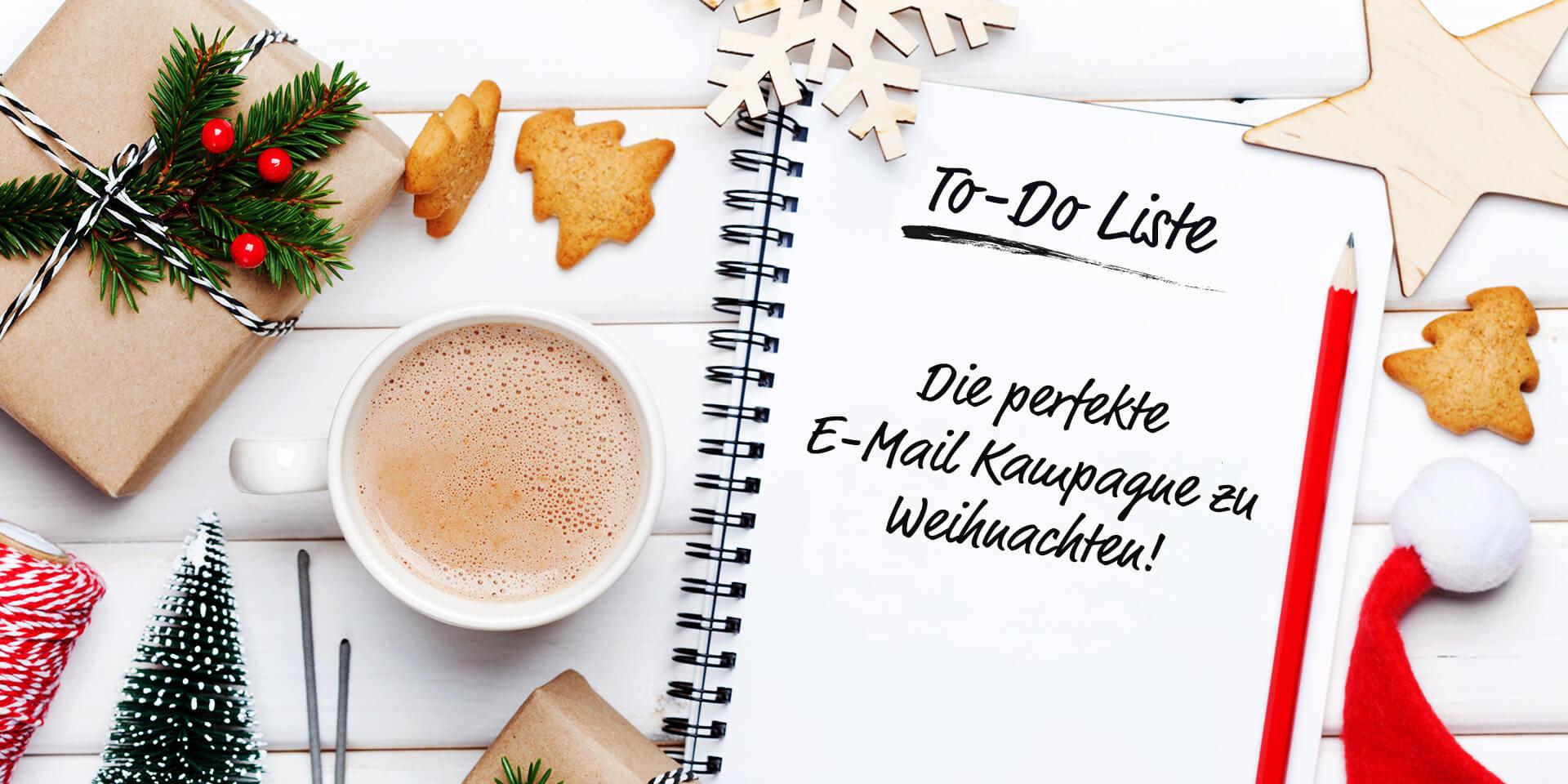 E Mail Weihnachtsgrüße Vorlagen.Clever Christmas Die Checkliste Für Die Perfekte Weihnachts