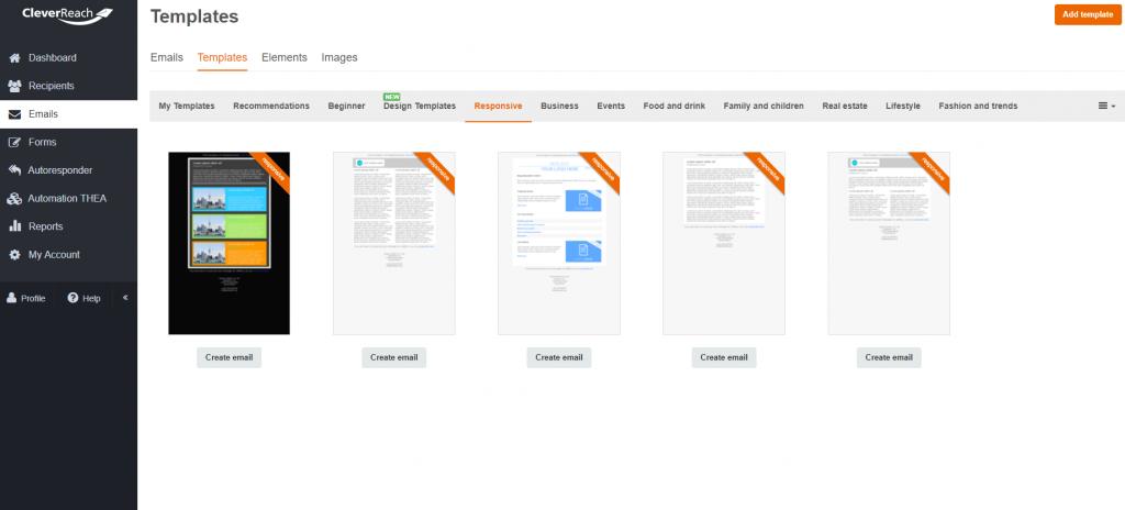 cleverreach_screenshot_backend_templates_woocommerce