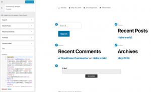 WordPress Anmeldeformular in HTLM Bereich - Footer - CleverReach®