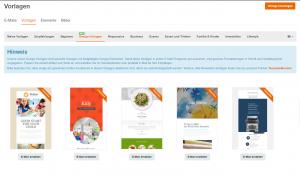 Scegli il template CleverReach® per la tua newsletter