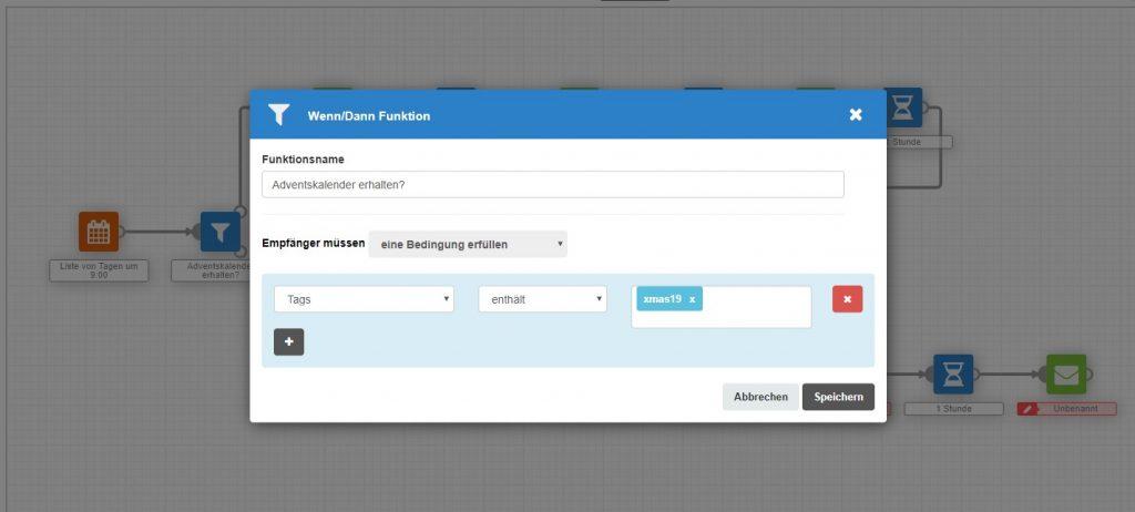 cleverreach_tag-basierte_automation_weihnachtszeit_adventskalender_1