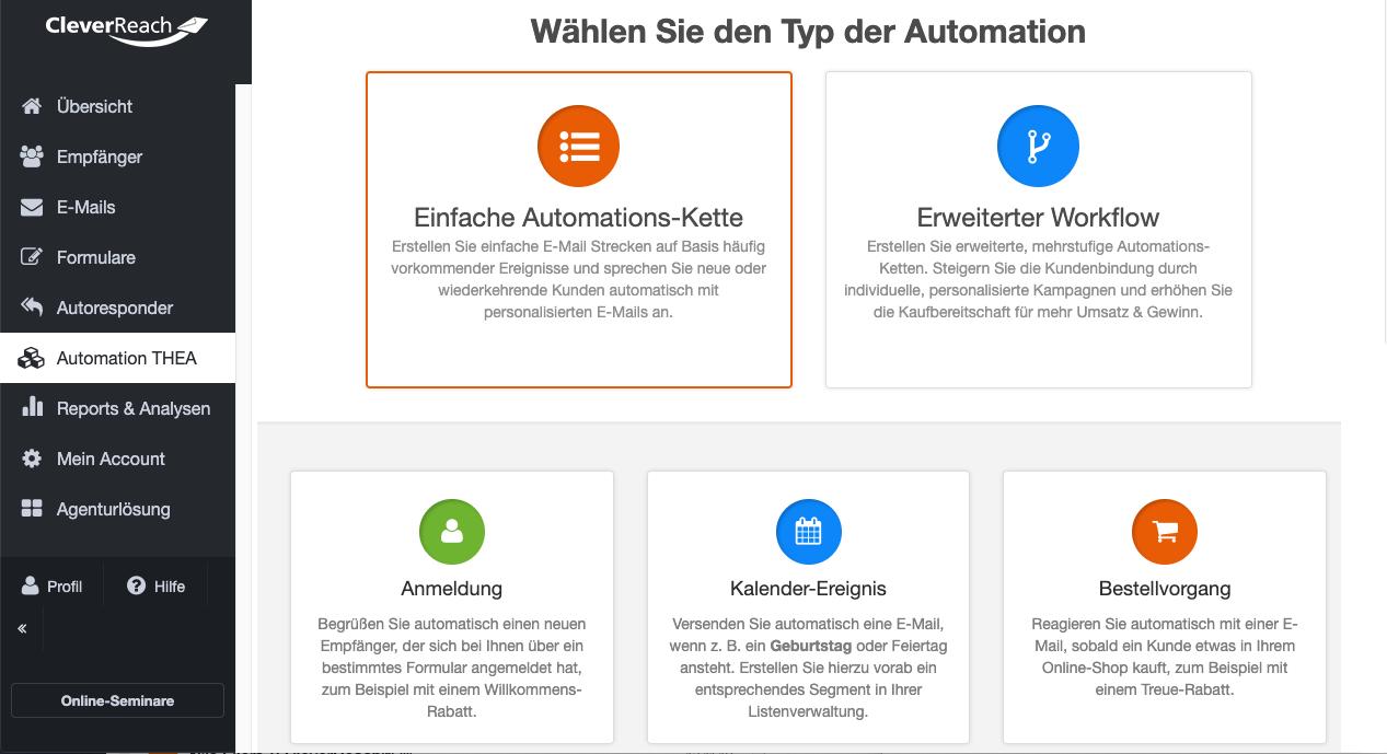 screenshot_cleverreach_funktionen_emailmarketingautomation_einfacher_workflow_01