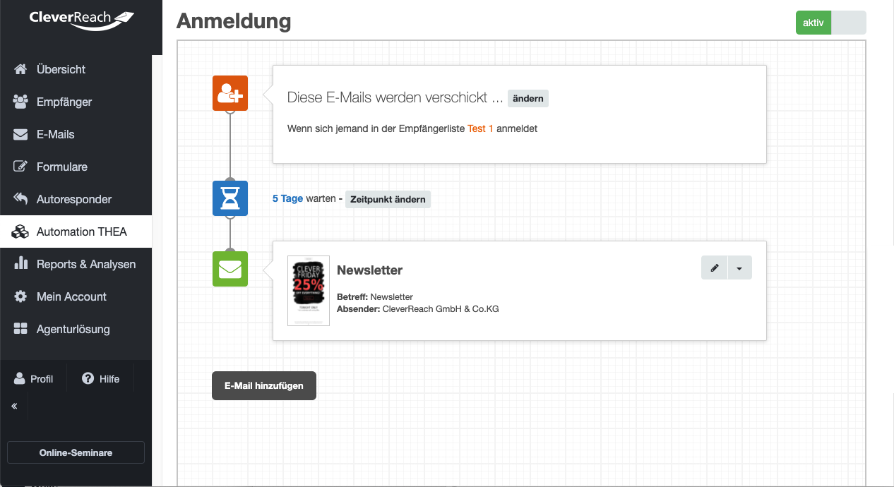 screenshot_cleverreach_funktionen_emailmarketingautomation_einfacher_workflow_001