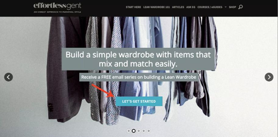 Slider - Adressgewinnung E-Mail Marketing - CleverReach®