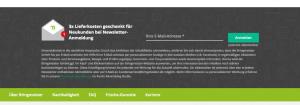 E-Mail Adressgewinnung: Die Versuchungen - kostenlose Lieferung- CleverReach®