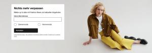 E-Mail Adressgewinnung: Die Versuchungen - FOMO-Aktion-CleverReach®