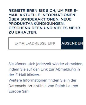 E-Mail Adressgewinnung: Die Versuchungen - nichts verpassen2 -CleverReach®