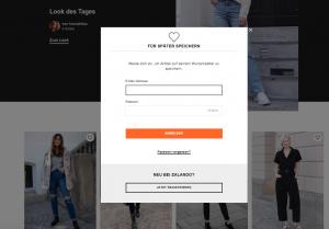E-Mail Adressgewinnung: Die Versuchungen - Styling Tipps -CleverReach®