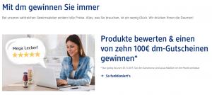 E-Mail Adressgewinnung: Die Versuchungen - Gewinnspiele mit Produktbewertung-CleverReach®