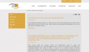 E-Mail Newsletter Adressgewinnung - Corporate Blog Dienstleister- CleverReach®