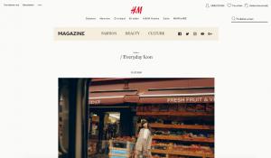 E-Mail Newsletter Adressgewinnung - Magazin H&M CleverReach®