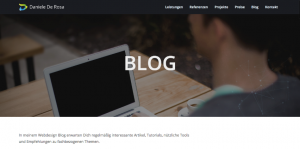 E-Mail Newsletter Adressgewinnung - Corporate Magazin als Kundenbindungstool Webdesigner - CleverReach®