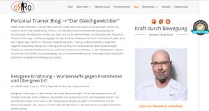 E-Mail Newsletter Adressgewinnung - Corporate Magazin als Kundenbindungstool Coaching Blog- CleverReach®