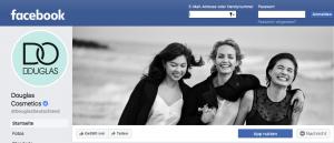 E-Mail Newsletter Marketing: Adressen gewinnen mit Facebook Beispiel Douglas- CleverReach®