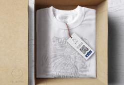 E-Mail Newsletter Marketing: Abonnenten gewinnen offline per QR-Code auf Etikett - CleverReach®