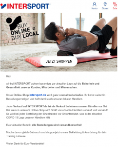 screenshot_cleverreach_corona_email_marketing_intersport_18032020