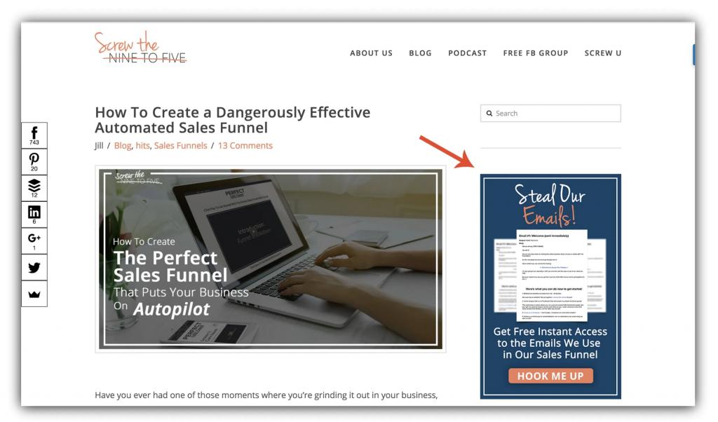 nmeldeformular Sidebar / Footer E-Mail Marketing - CleverReach®