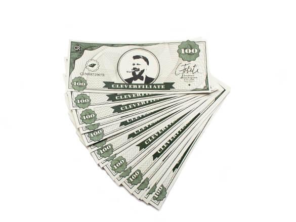 cleverfiliate bills