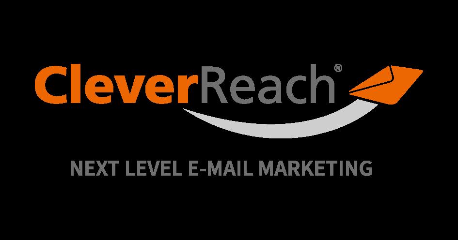 CleverReach® Logo mit Claim