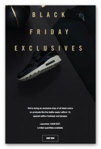 cleverreach_push_black-friday-nike-black-exclusive