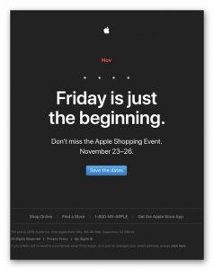 cleverreach_push_black-friday-apple-all-weekend